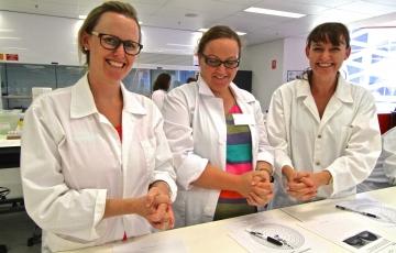 NSTSS 2014 ANU Molecular Biology