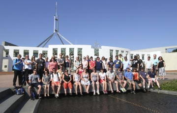 NSTSS 2014 Group photo