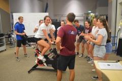 Lab visit - Health fitness