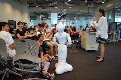Lab visit - Robots
