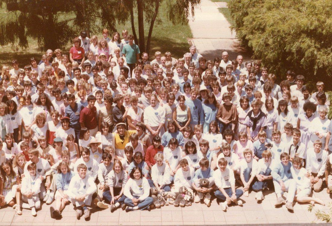 1984 Group Photo