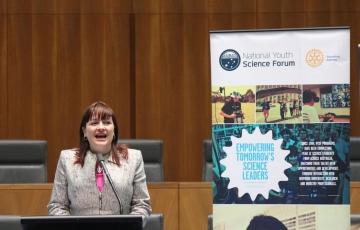 2016 Tanya Monro Speech