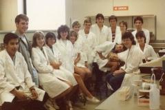 1985 Lab Visit