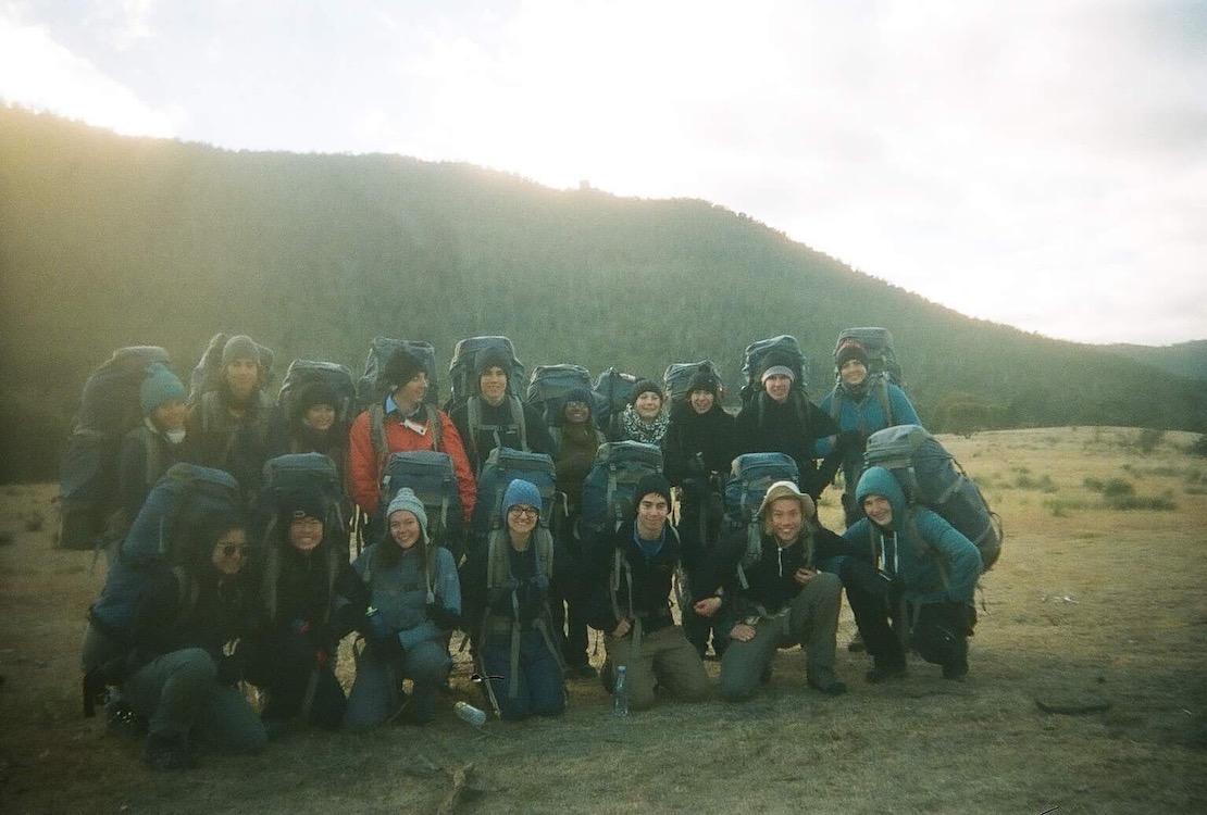 SSLP 2018 Group Hike Photo