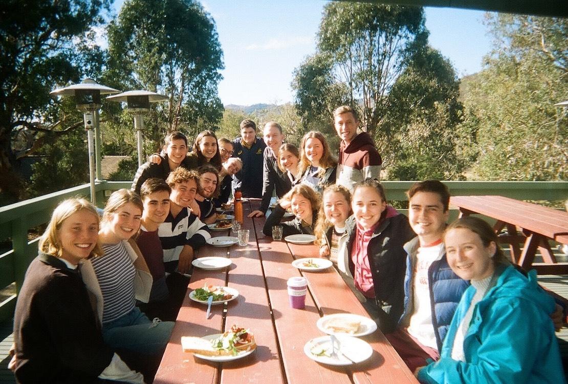 SSLP 2018 Group Lunch