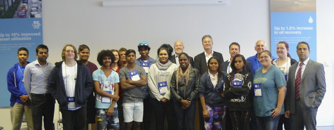 IYSF encourages Indigenous students in WA - content image