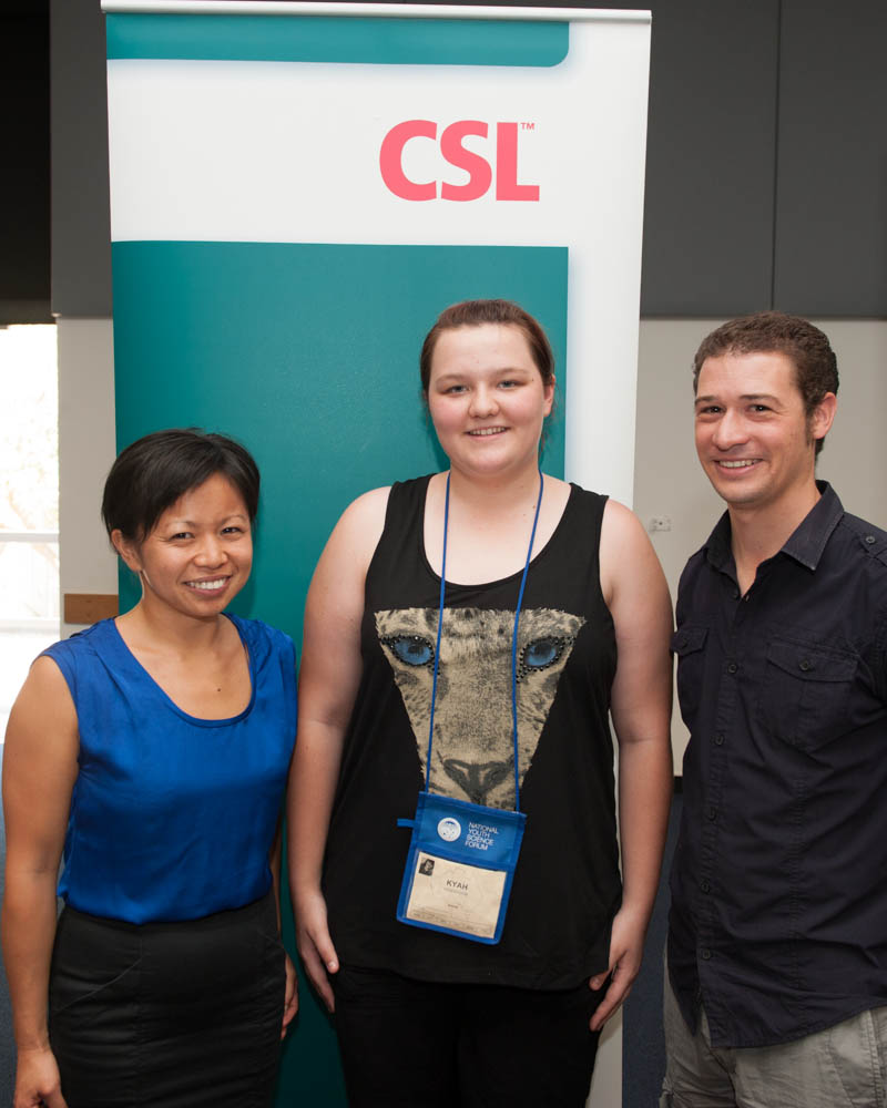 CSL Scholarship supports Indigenous Student - content image