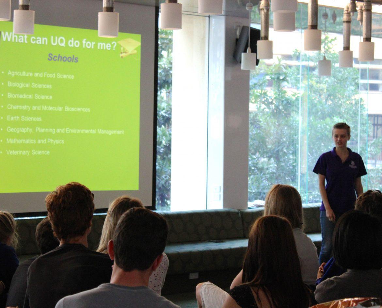 The Next Step was Brisbane - content image
