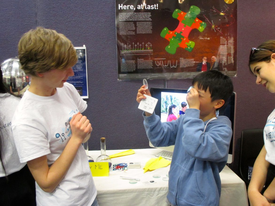 Science in ACTion 2014 - content image