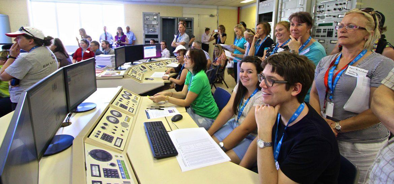 National Science Teachers' Summer School - content image