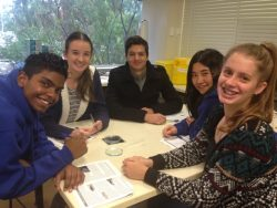 NYSF's Next Step Melbourne program very popular - content image