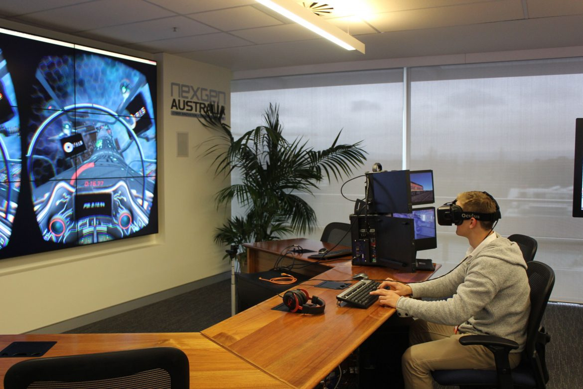 Visit to Lockheed Martin NCITE Centre an eye-opening experience - content image
