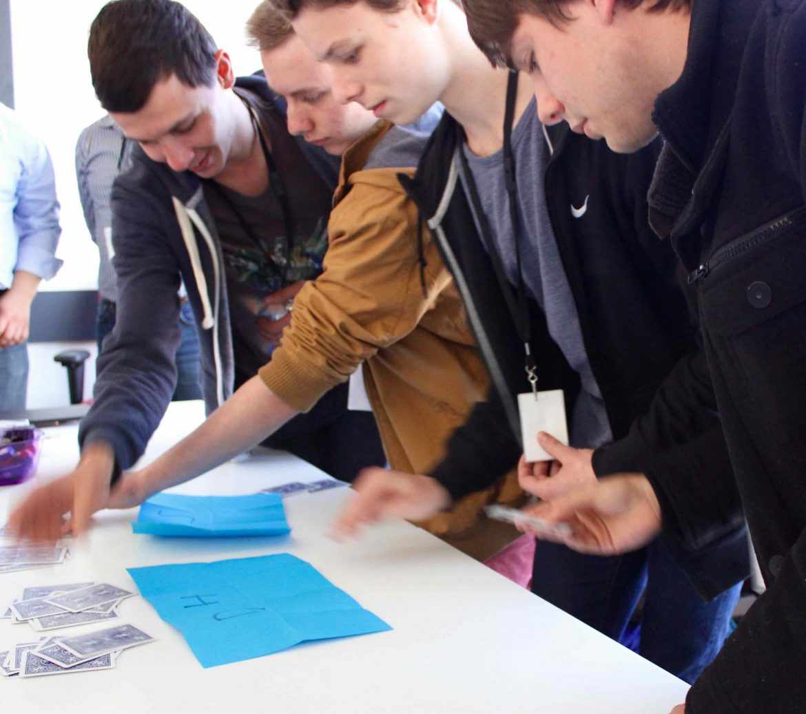 National Youth Science Forum visits IBM in Canberra - content image