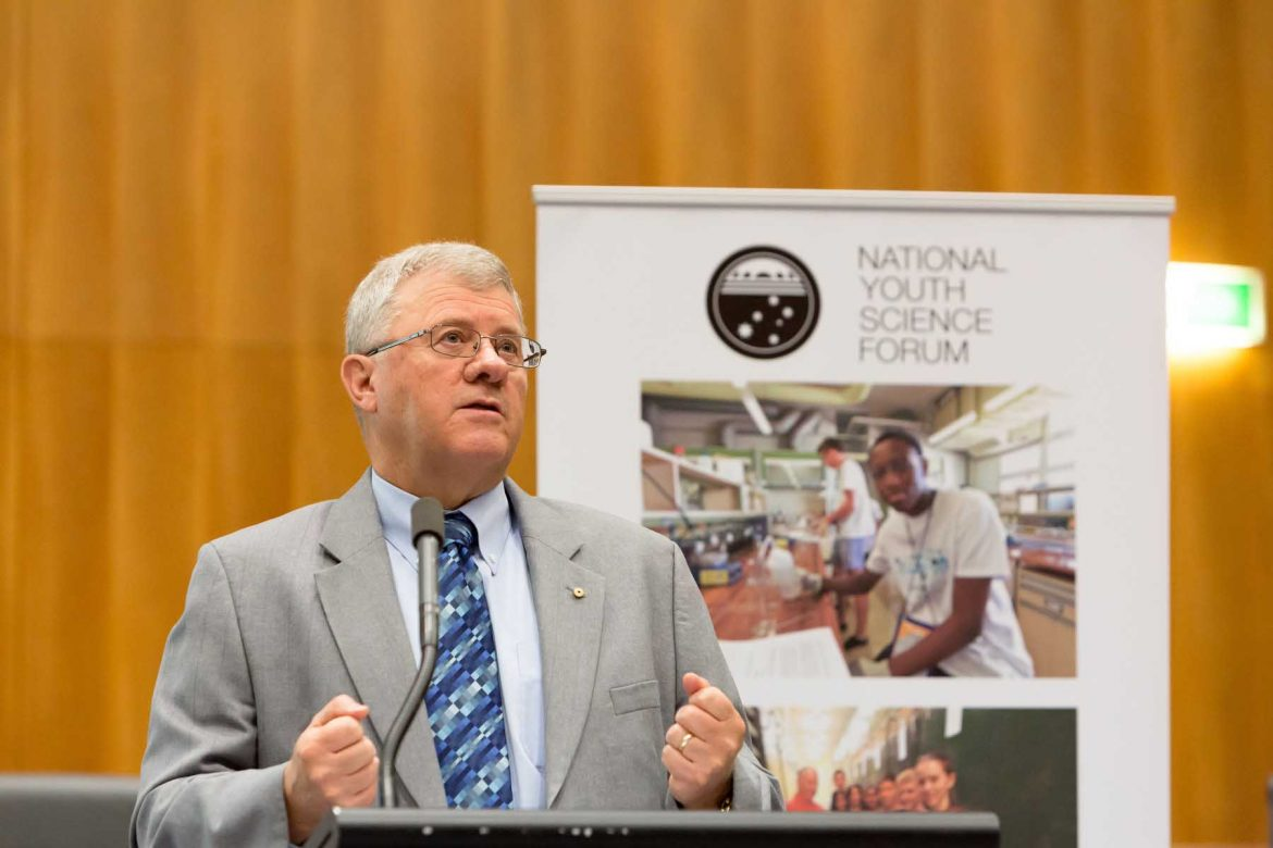 Expanded program for National Youth Science Forum in 2016 - content image