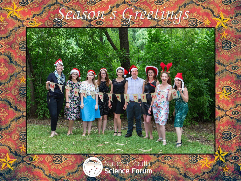 Season's Greetings – December 2016 - content image