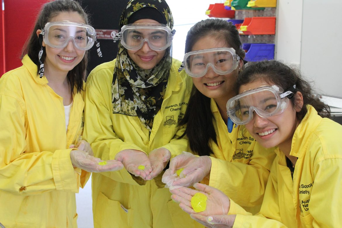 NYSF 2017: Chemistry at ANU - content image