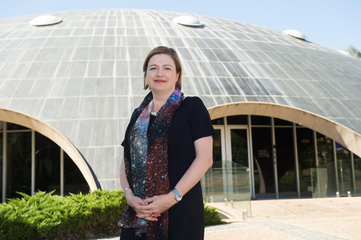 Professor Tanya Monro new Science Patron for NYSF - content image