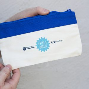 NYSF pencil case