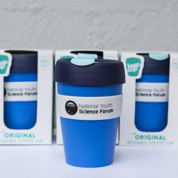 NYSF blue keep cup