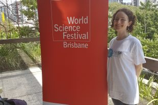 Five Minutes with Your Future – NYSF at the World Science Festival Brisbane