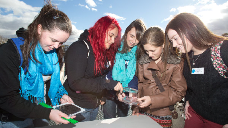 ANU Event – Girls in Engineering and Technology Program (GET Set) - content image