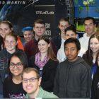 Young students visiting STELaRLab