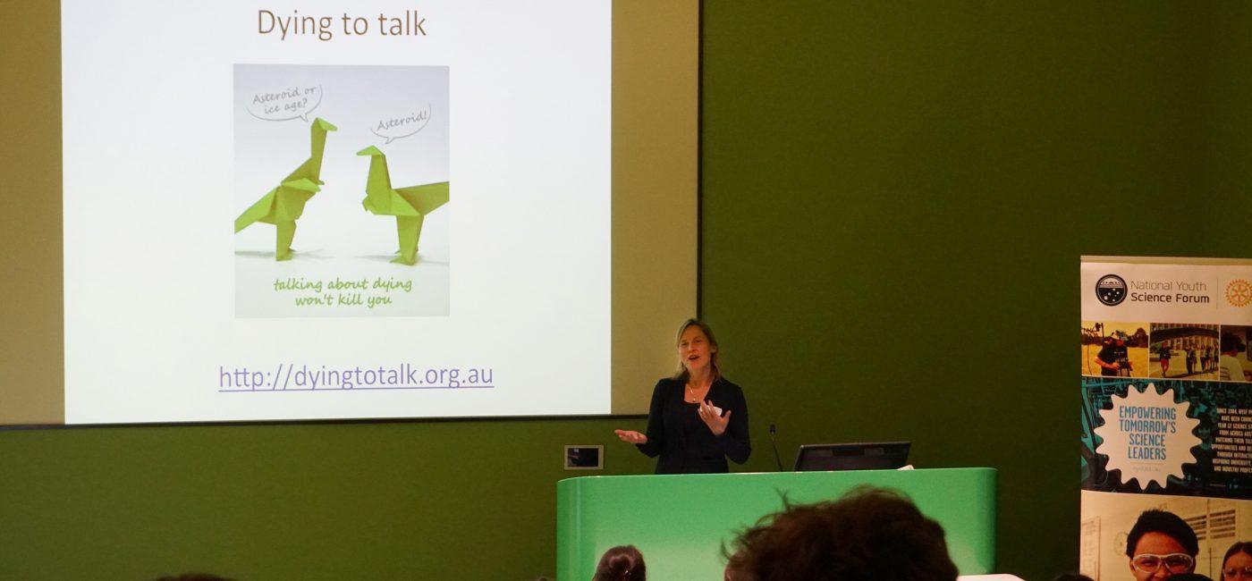 Sydney Next Step presentation