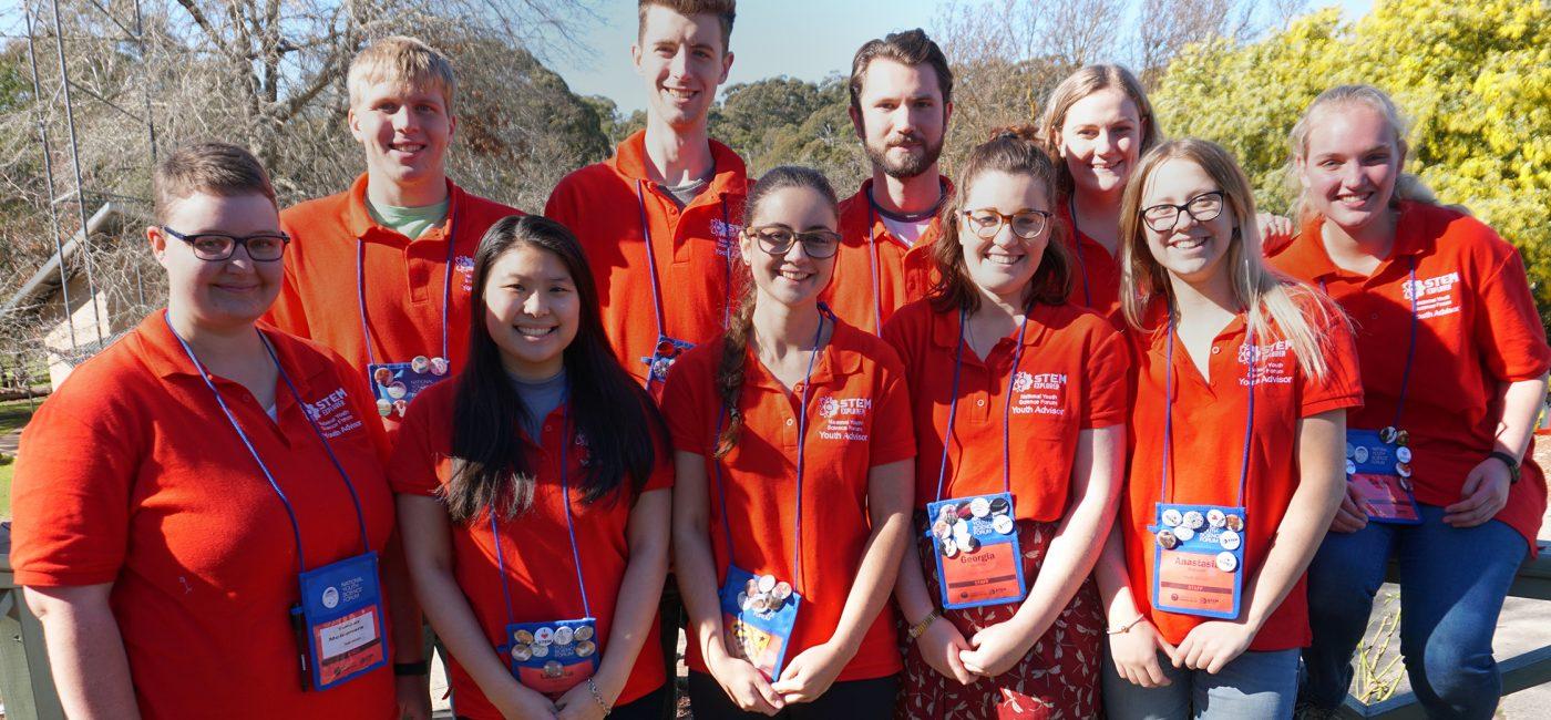 STEM Explorer advisor team