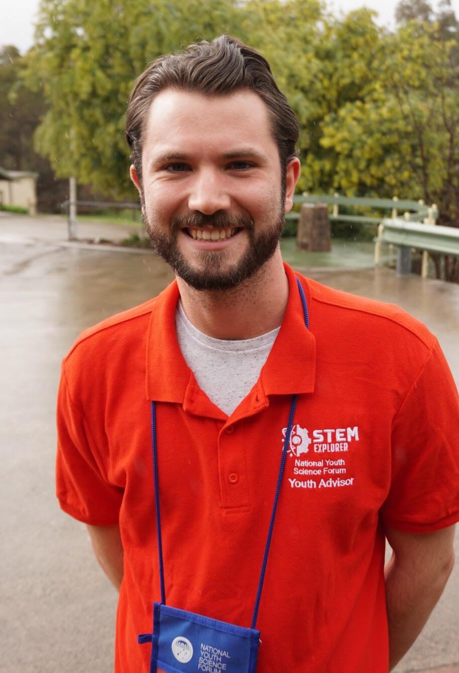 NYSF STEM Explorer Youth Advisor Damian