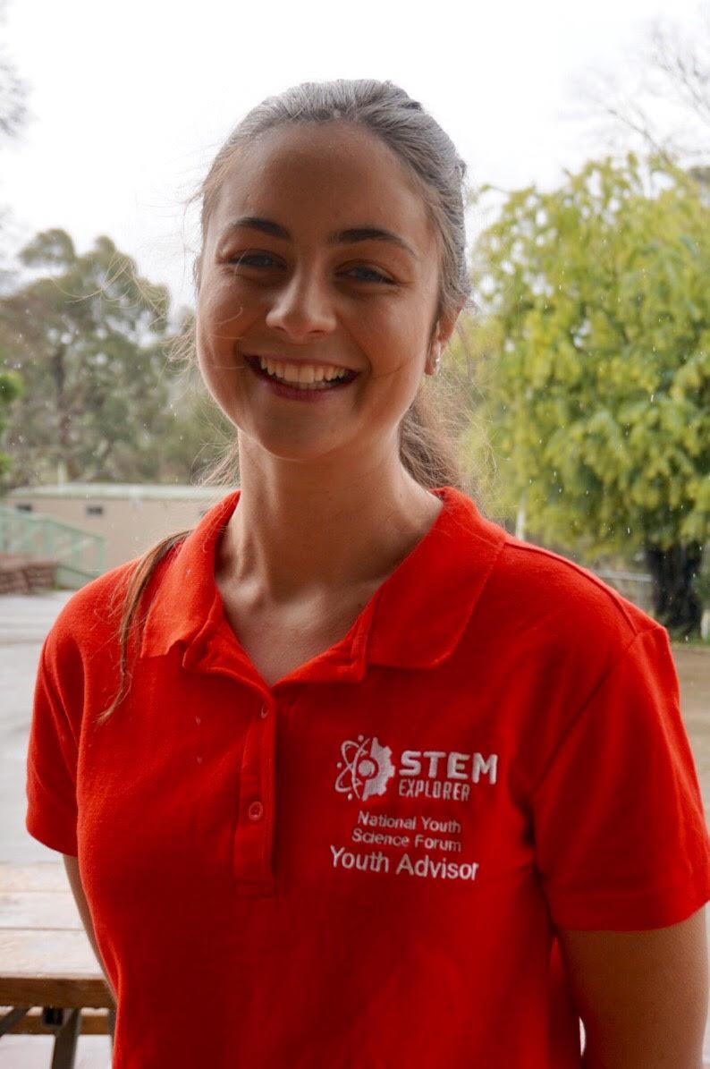 NYSF STEM Explorer Youth Advisor Katie