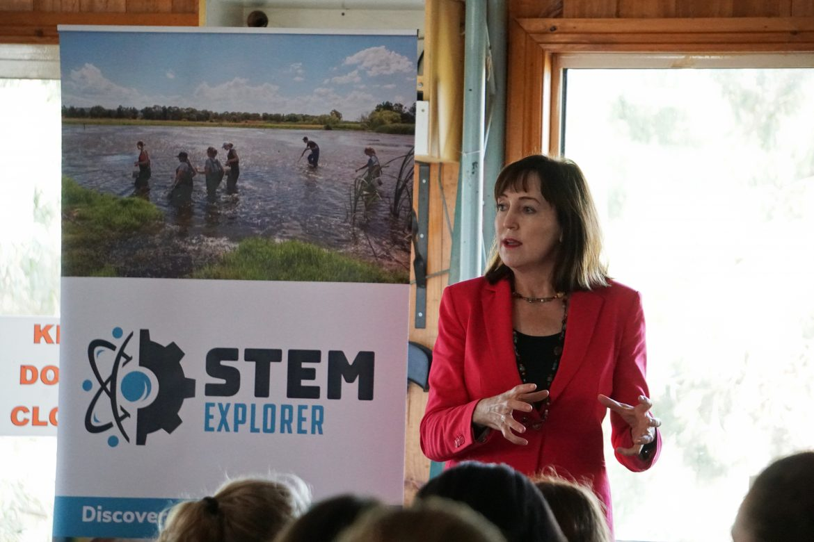 NYSF STEM Explorer roams across the Adelaide landscape - content image