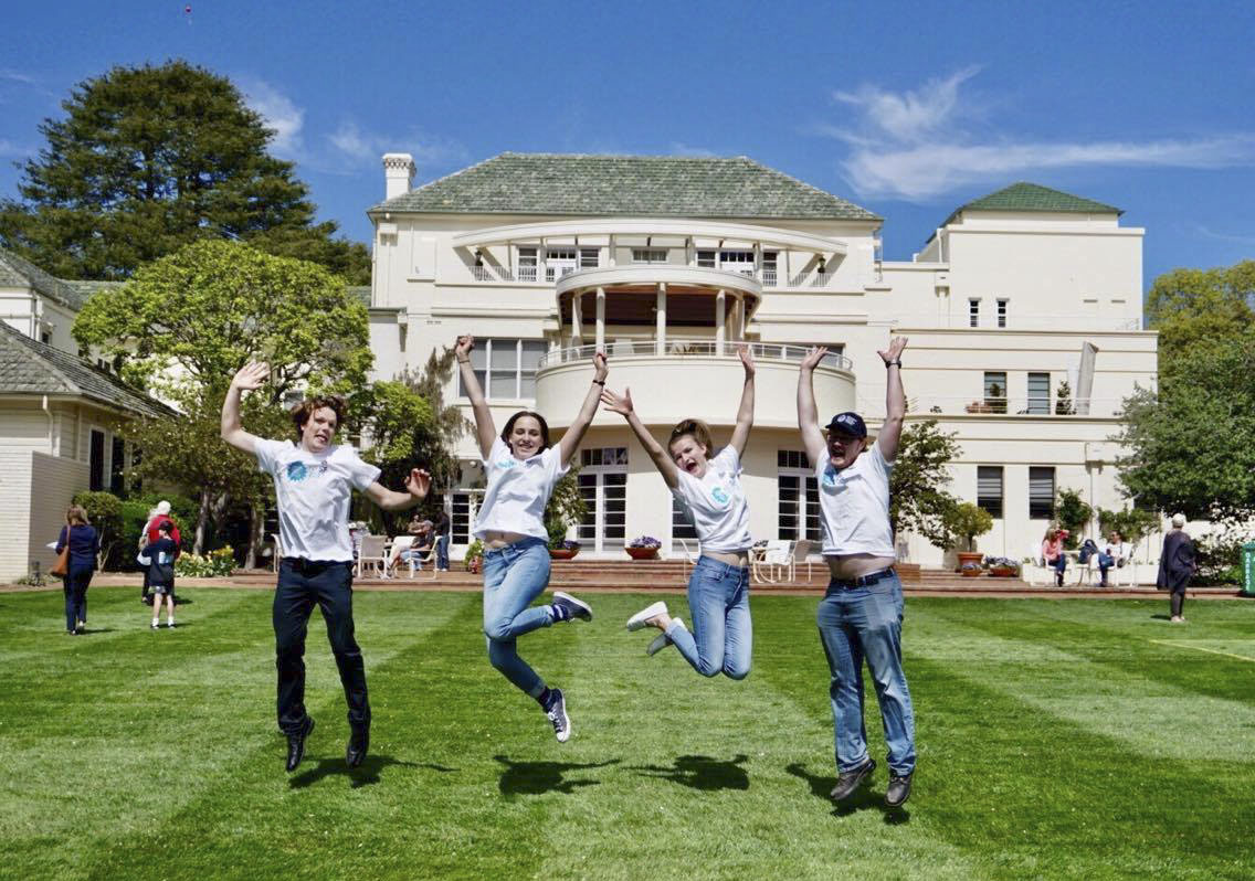 National Youth Science Forum, STEM, Alumni, Government House Open Day