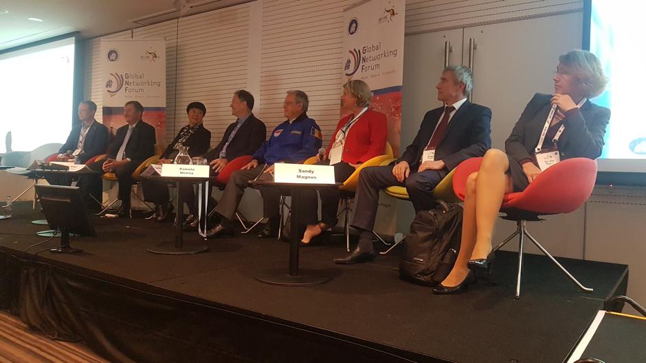 Dingley at the International Astronautical Congress (IAC) - content image