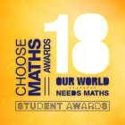 CHOOSEMATHS Awards 2018 - feature image, used as a supportive image and isn't important to understand article