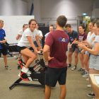 NYSF STEM+ Session at the Queensland Academy of Sports