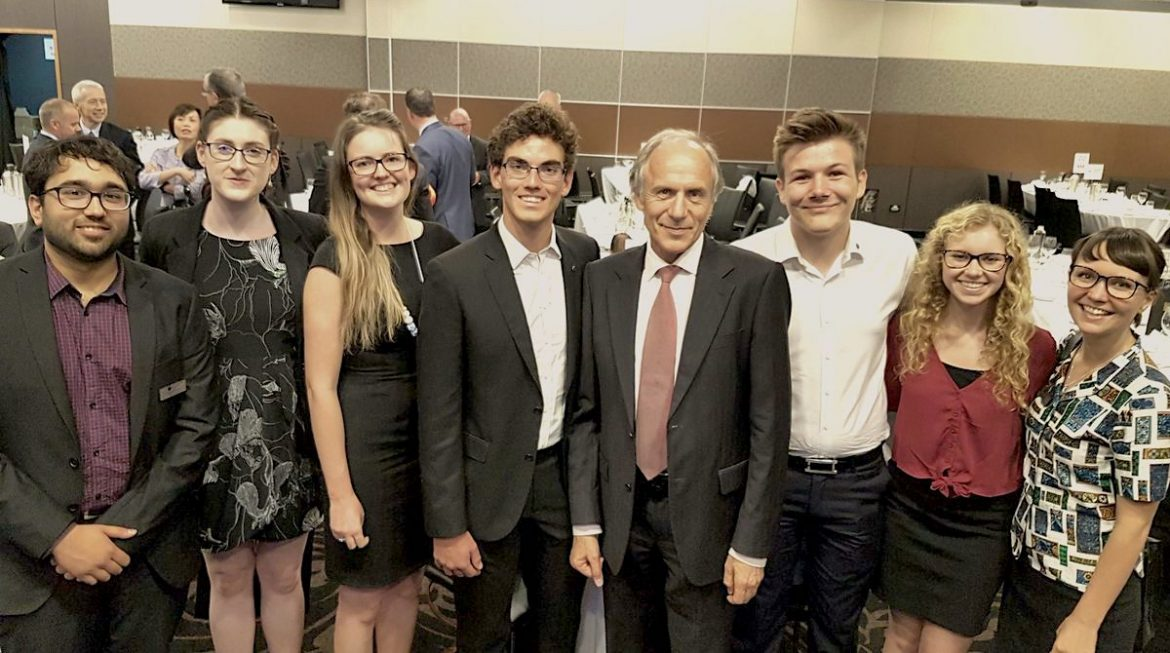 The NYSF at Science Meets Parliament 2018 - content image