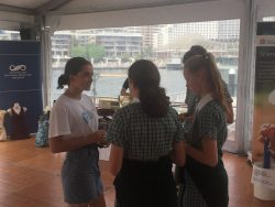 Alumni promote NYSF Year 12 program at Australian National Maritime Museum - content image