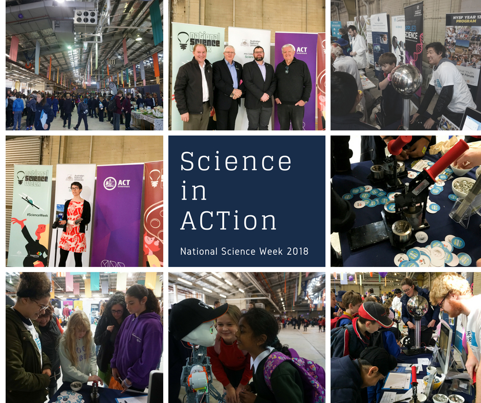 Science in ACTion 2018