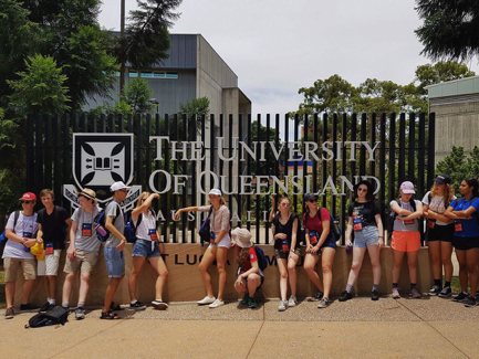University of Queensland, Griffith University, Science, STEM STEM education