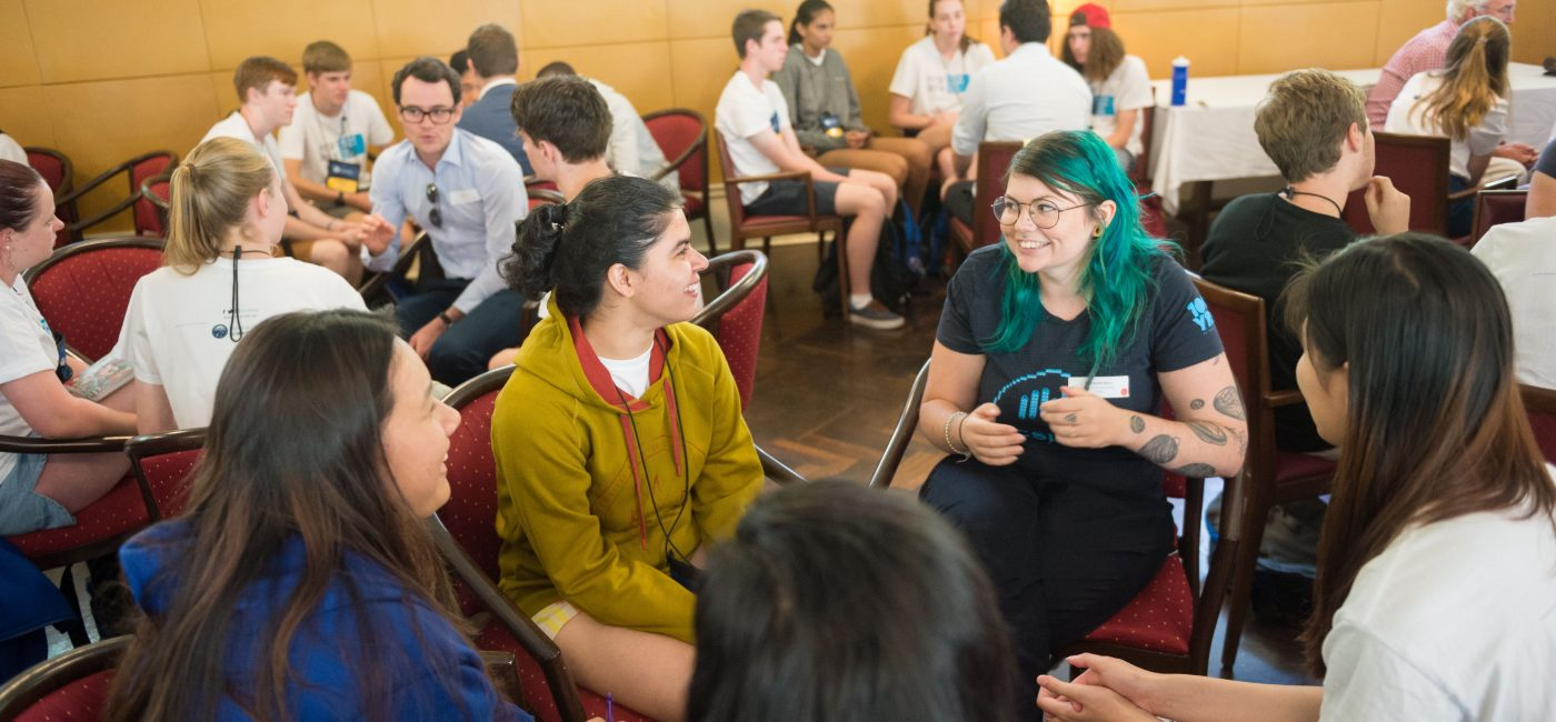 NYSF at World Science Festival Brisbane - feature image, used as a supportive image and isn't important to understand article