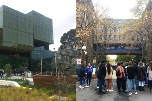 NYSF 'connects' with Melbourne Universities