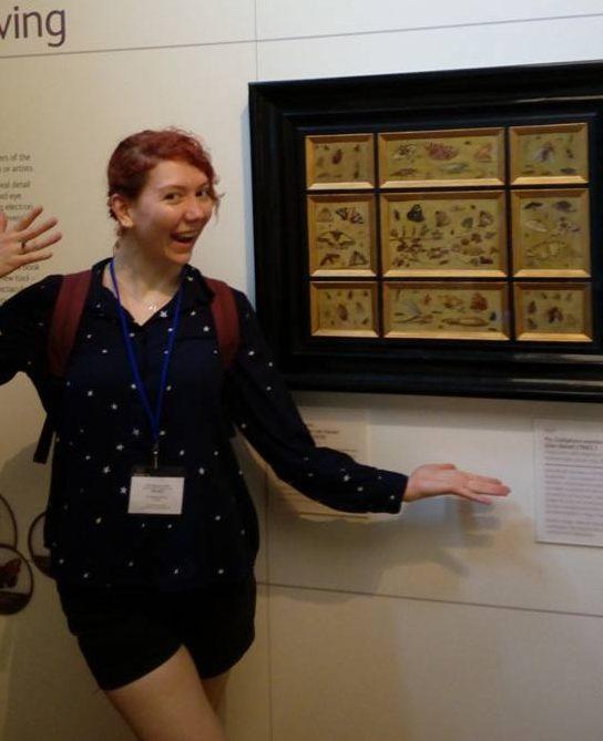 NYSF Alumna Megan Borondy - content image