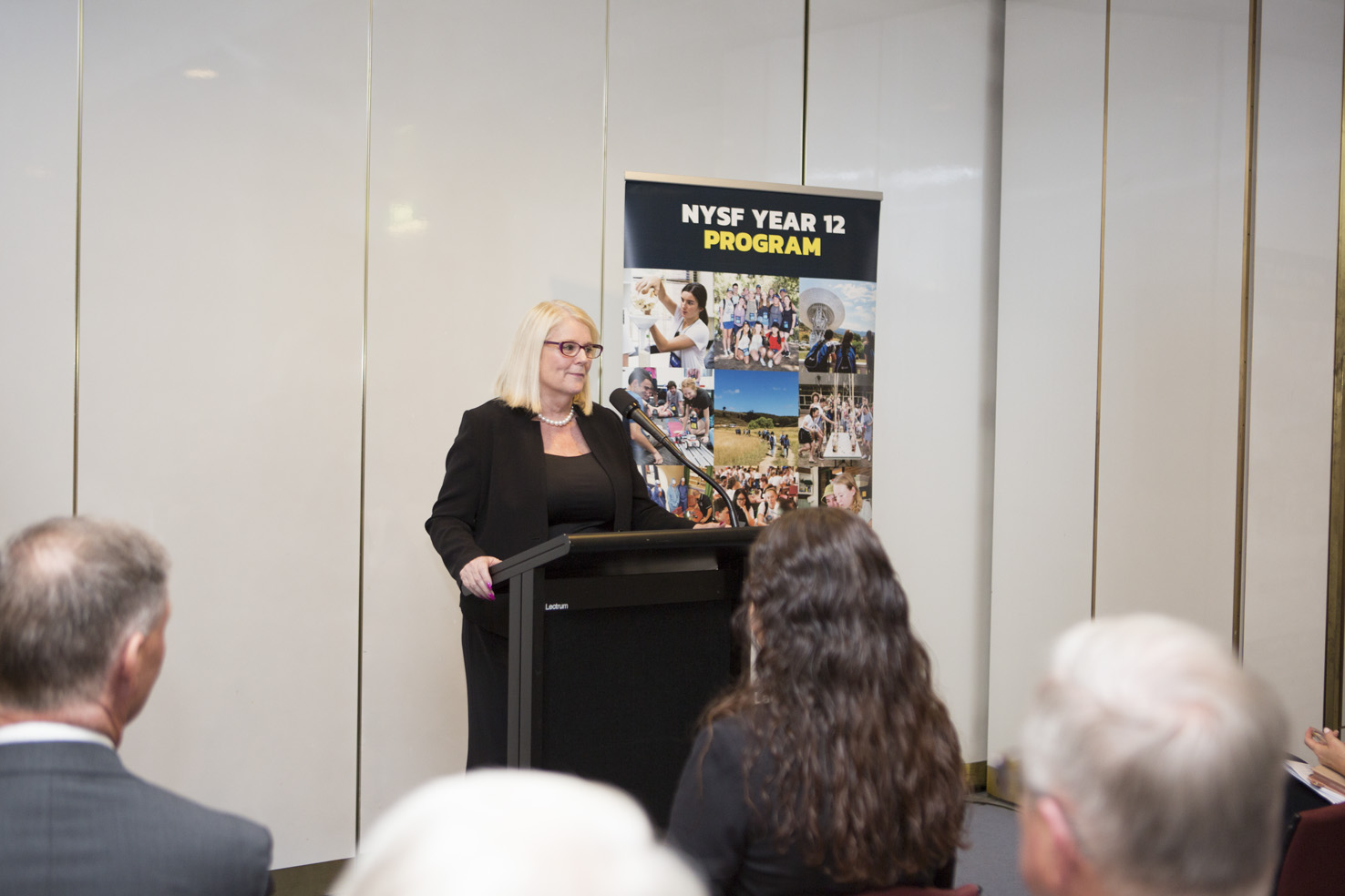 National Launch for the NYSF 2020 Year 12 Program - content image