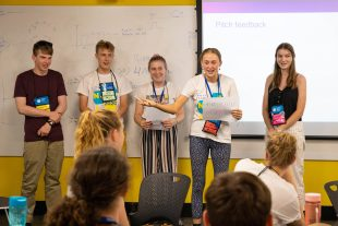 Sparking the NYSF 2020 Participants' Curiosity