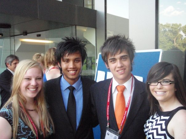 Rohan's Journey from NYSF to Oxford University - content image