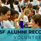 NYSF Alumni Recommends- Volunteering - feature image, used as a supportive image and isn't important to understand article
