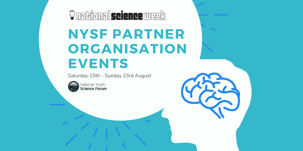 National Science Week – NYSF Partner Events - feature image, used as a supportive image and isn't important to understand article