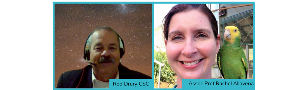 Opening the virtual doors to our Webinars for National Science Week - content image