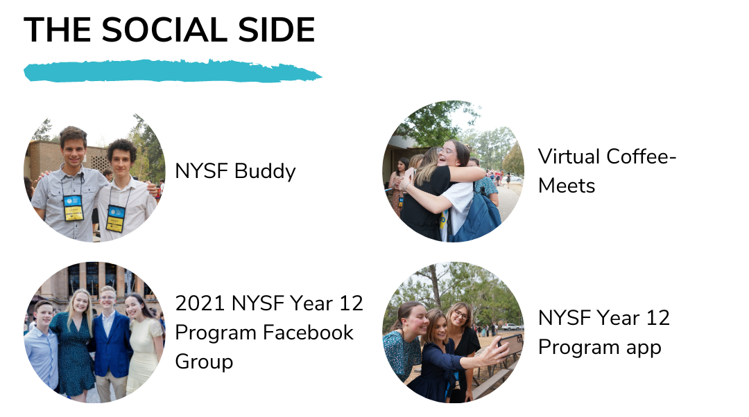 Our new-look 2021 NYSF Year 12 Program - content image