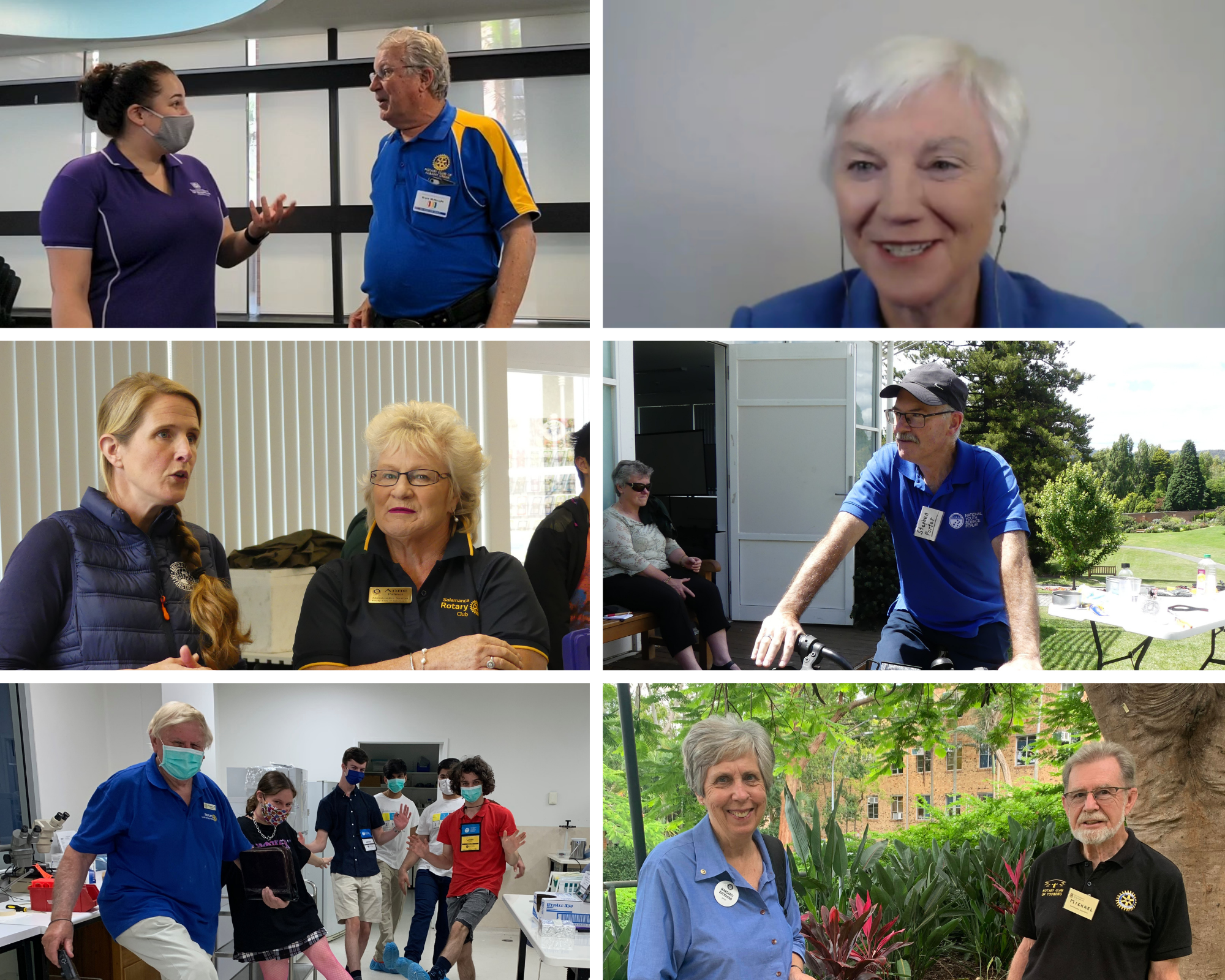 Working collaboratively with Rotary to make a difference - content image